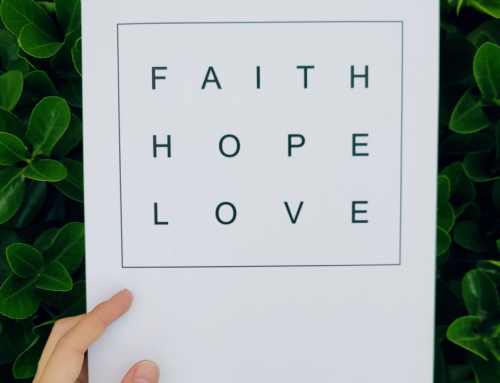 Faith Hope Love – NYE 2018