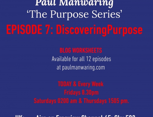 Episode 7: Discovering Purpose.