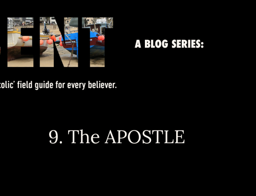 SENT BLOG SERIES: 9. The Apostle